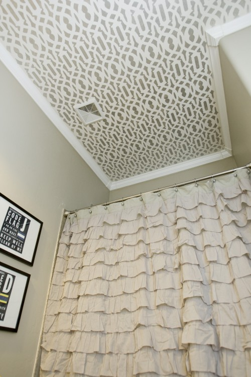 Unique ceiling design style theories for Cool painted ceilings