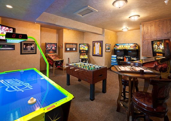 game room inspiration kid's room basement