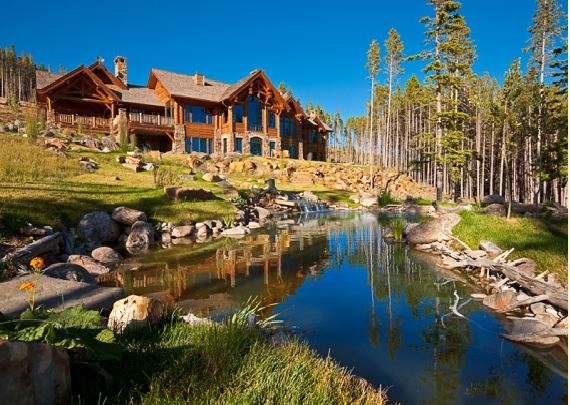 private ski resort mountain luxury homes