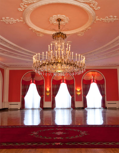 historic ballroom wedding venue