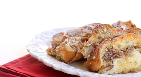 fancy breakfast perfect french toast casserole recipe