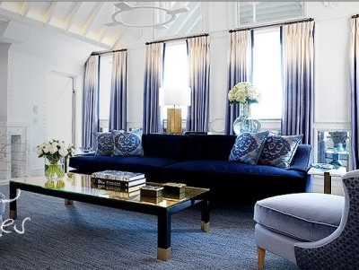 ombre curtains drapes