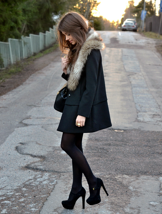 Winter Fashion 2012 Style Theories
