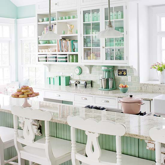 Pastel Breakfast Nook