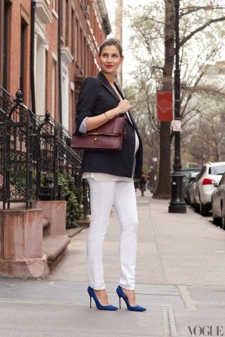 spring maternity fashion 2012