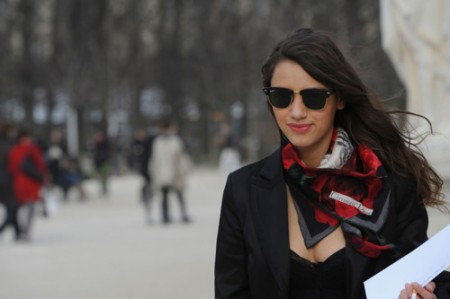hermes silk scarf fashion 2012