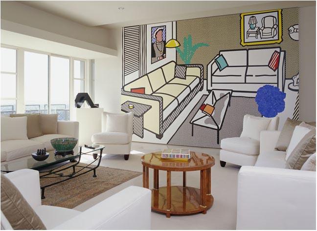 Modern Art and Interior Design | style theories