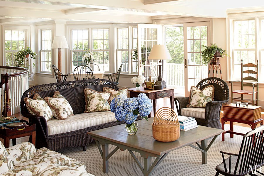 Nantucket Interior Design Style Theories