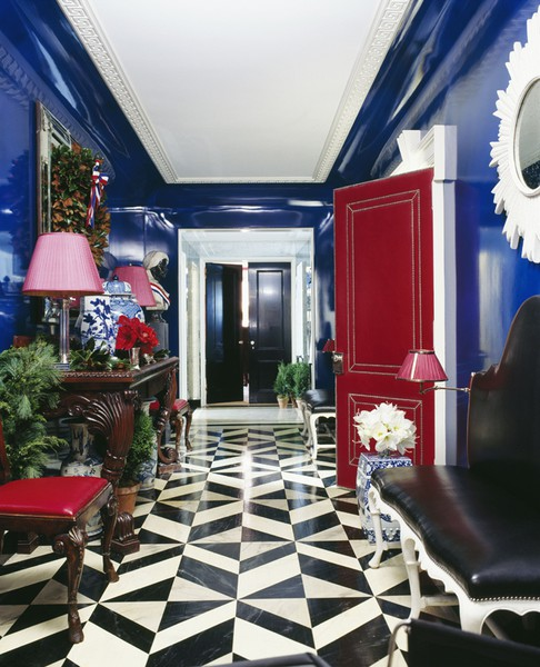 Bright Bold Interiors Style Theories